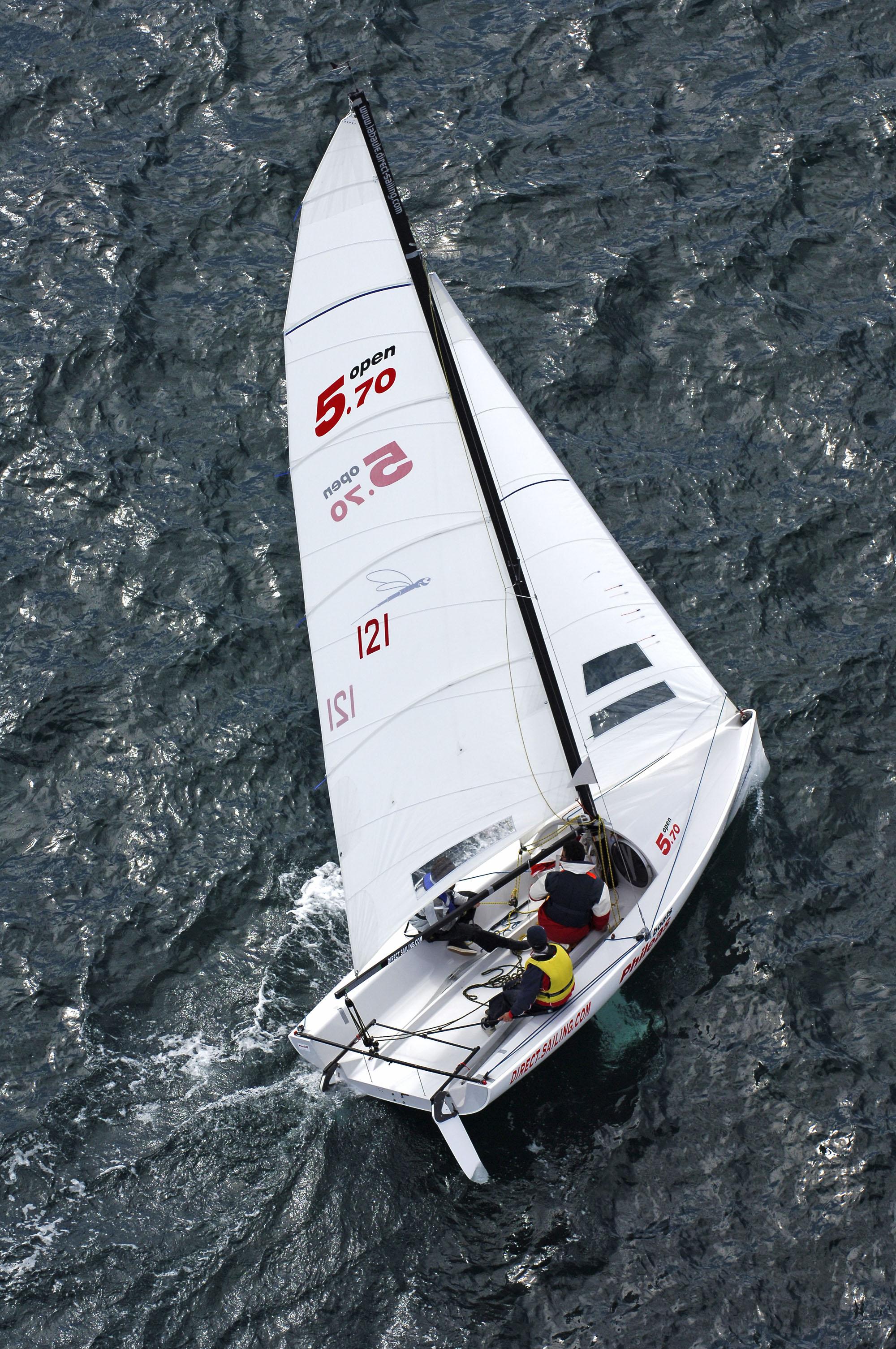bateau 5.70