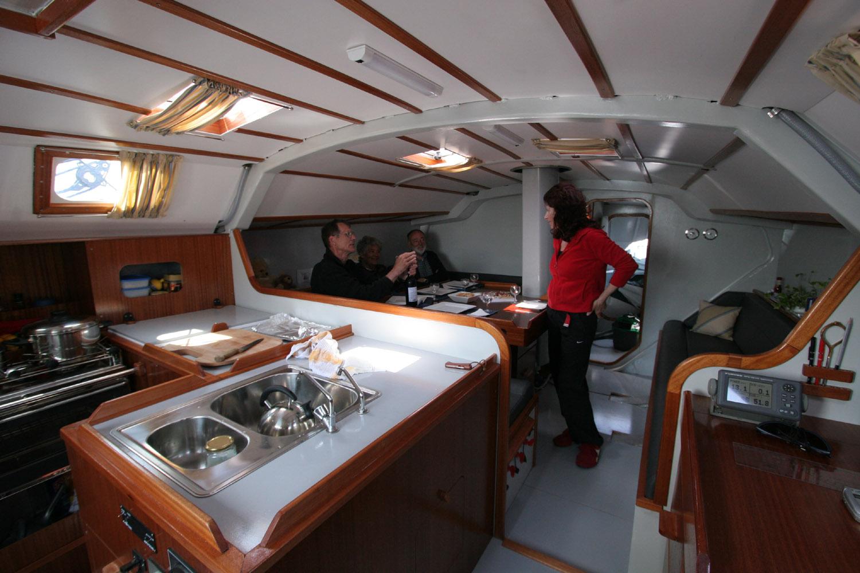 cuisine bateau store bateau elfi inspire mlange de. Black Bedroom Furniture Sets. Home Design Ideas