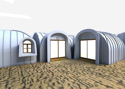 maisons en butte de terre. Black Bedroom Furniture Sets. Home Design Ideas