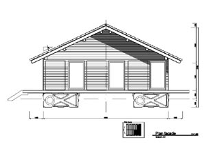 Plans maisons for Plan de maison zone llc